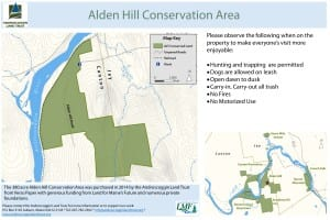 Alden Hill Map