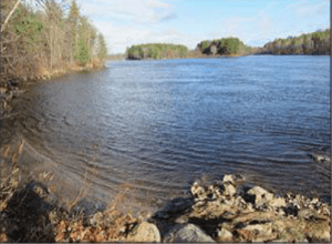 river rise