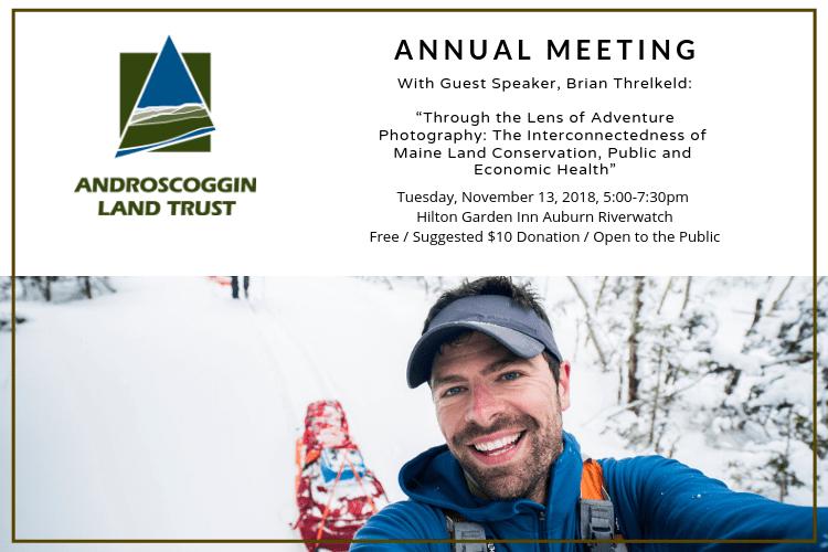 ALT Annual Meeting 2018 Brian Threlkeld
