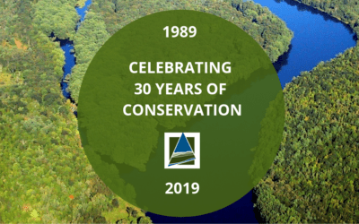 Celebrating 30 Years of Conservation in 2019!