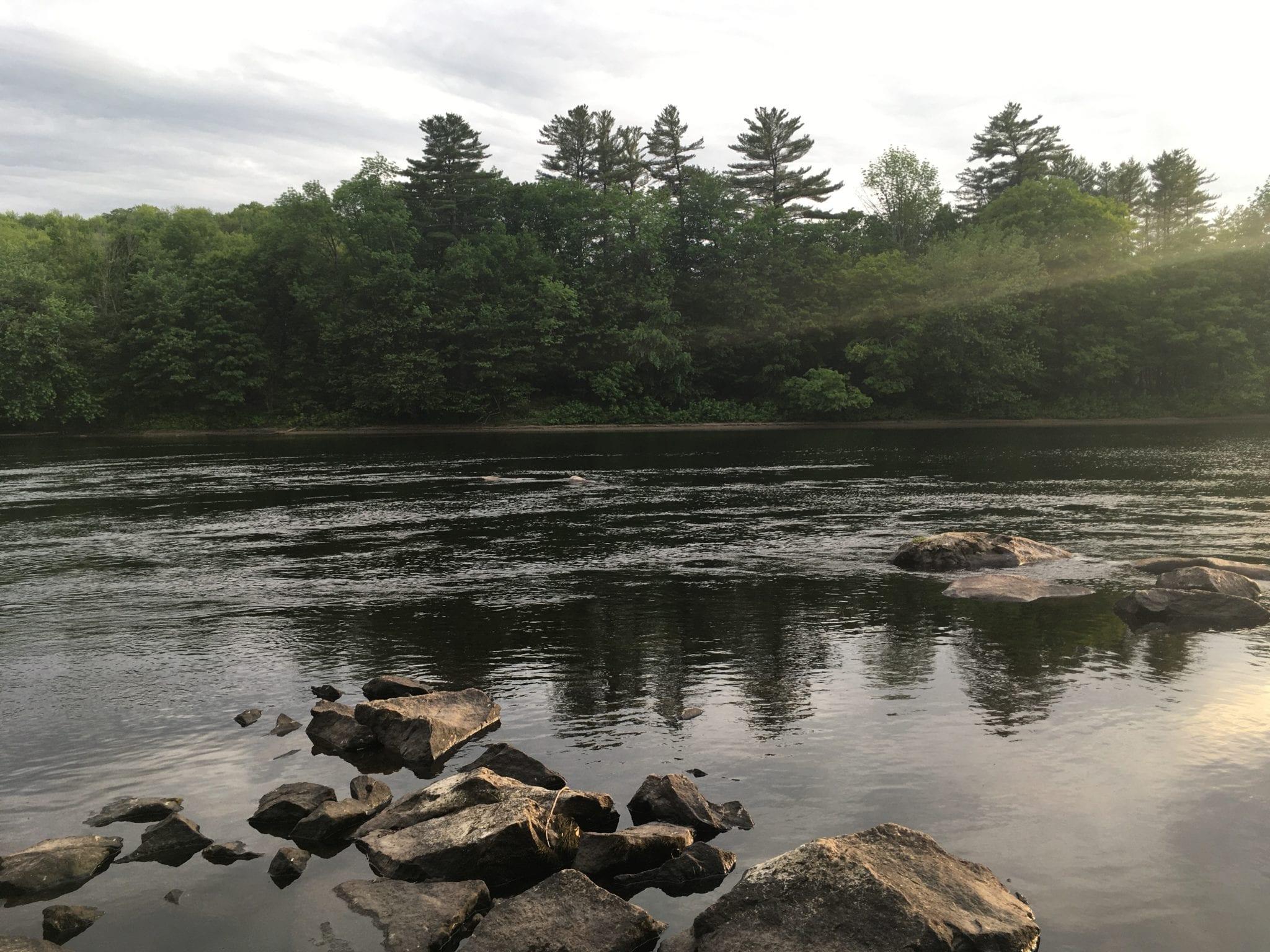 Androscoggin River Maine